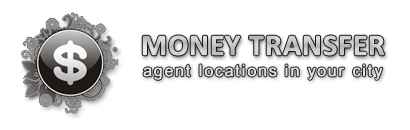 Money transfer agent locations